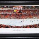 Philadelphia Flyers Wells Fargo Center Panorama Frame
