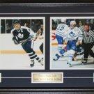 Keon Sittler Clark Gilmour Toronto Captains 4 photo frame