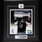 Jonathan Quick Los Angeles Kings Stanley Cup 8x10 Frame