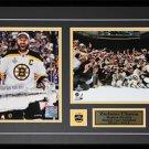 Zdeno Chara Boston Bruins Stanley Cup 2 photo Frame