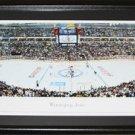 Winnipeg Jets MTS Centre Panorama Frame