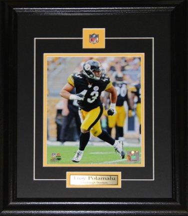 Troy Polamalu Pittsburgh Steelers 8x10 Frame