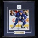 Tomas Kaberle Toronto Maple Leafs 8x10 frame