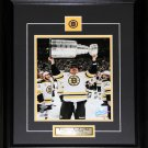 Tomas Kaberle Boston Bruins Stanley Cup 8x10 frame