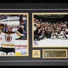 Tim Thomas Boston Bruins Stanley Cup 2 photo Frame