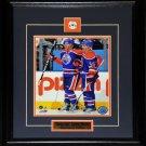 Taylor Hall & Jordan Eberle Edmonton Oilers 8x10 frame