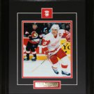 Steve Yzerman Detroit Red Wings 8x10 frame