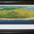 St. Andrews Golf Links PGA Panorama Frame