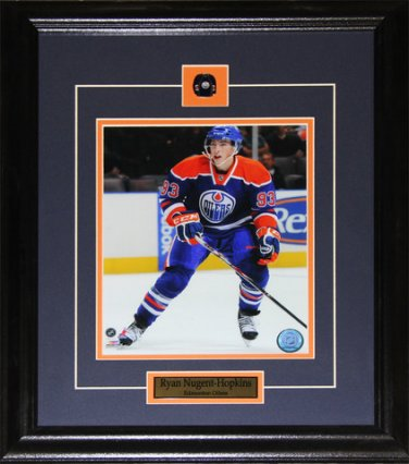 Ryan Nugent-Hopkins Edmonton Oilers 8x10 Frame