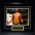 Quinton Rampage Jackson signed UFC 8x10 frame