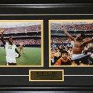 Pele Soccer World Cup Champion 2 photo frame