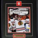 Patrick Kane Chicago Blackhawks Stanley Cup 8x10 frame