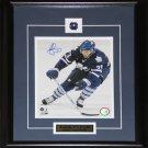 Luca Caputi Toronto Maple Leafs signed 8x10