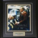 Don Cherry signed 11x14 frame