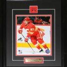 Michael Cammalleri Calgary Flames Signed 8x10 frame