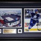Tyler Bozak Toronto Maple Leafs 2014 Winter classic 2 photo frame