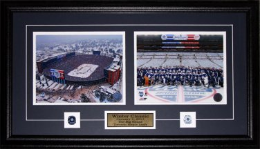 Toronto Maple Leafs 2014 Winter Classic 2 photo frame