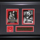 Ted Lindsay Detroit Red Wings 2 card frame