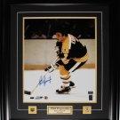 Phil Esposito Boston Bruins signed 16x20 frame