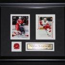 Niklas Kronwall Detroit Red Wings 2 card frame