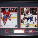 Max Pacioretty Montreal Canadiens signed 2 photo frame