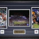 Marshawn Lynch Seattle Seahawks Superbowl XLVIII 3 photo frame