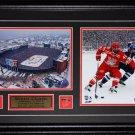 Henrik Zetterberg Detroit Red Wings 2014 Winter Classic 2 photo frame