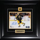 Dougie Hamilton Boston Bruins signed 8x10 frame