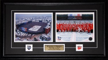 Detroit Red Wings 2014 Winter Classic 2 photo frame