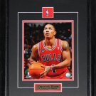 Derrick Rose Chicago Bulls 8x10 frame