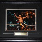 Anderson The Spider Silva UFC 8x10 frame
