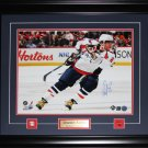 Alexander Ovechkin Washington Capitals signed 16x20 frame