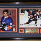 John Tavares New York Islanders Signed 2 Photo Frame