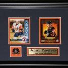 John Tavares New York Islanders 2 Card Frame
