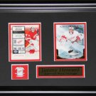 Jimmy Howard Detroit Red Wings 2 Card frame