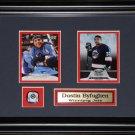 Dustin Byfuglien Winnipeg Jets 2 Card Frame