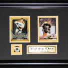 Bobby Orr Boston Bruins 2 Card Frame