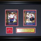 Alexander Ovechkin Washington Capitals 2 Card Frame