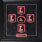 Ottawa Senators Stanley Cup Panini Cards frame