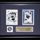 Vincent Lecavalier Tampa Bay Lightning 2 card frame