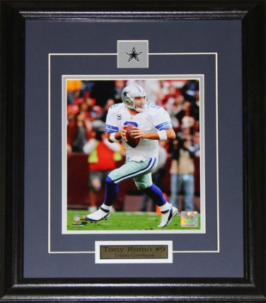 Tony Romo Dallas Cowboys 8x10 Frame