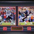 Tom Brady New England Patriots 2 Photo frame