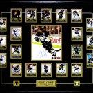Sidney Crosby Phenomenal Beginning Full Card Set frame