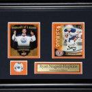 Ryan Nugent-Hopkins Edmonton Oilers 2 Card frame