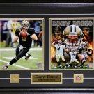 Drew Brees New Orlean Saints 2 photo frame