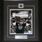 Mike Richards Los Angeles Kings Stanley Cup 8x10
