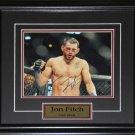Jon Fitch UFC signed 8x10 frame