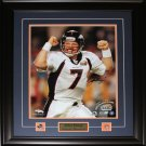 John Elway Denver Broncos 16x20 signed frame