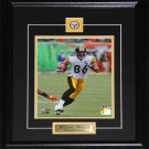 Hines Ward Pittsburgh Steelers signed 8x10 frame