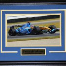 Fernando Alonso Formula One 8x10 frame